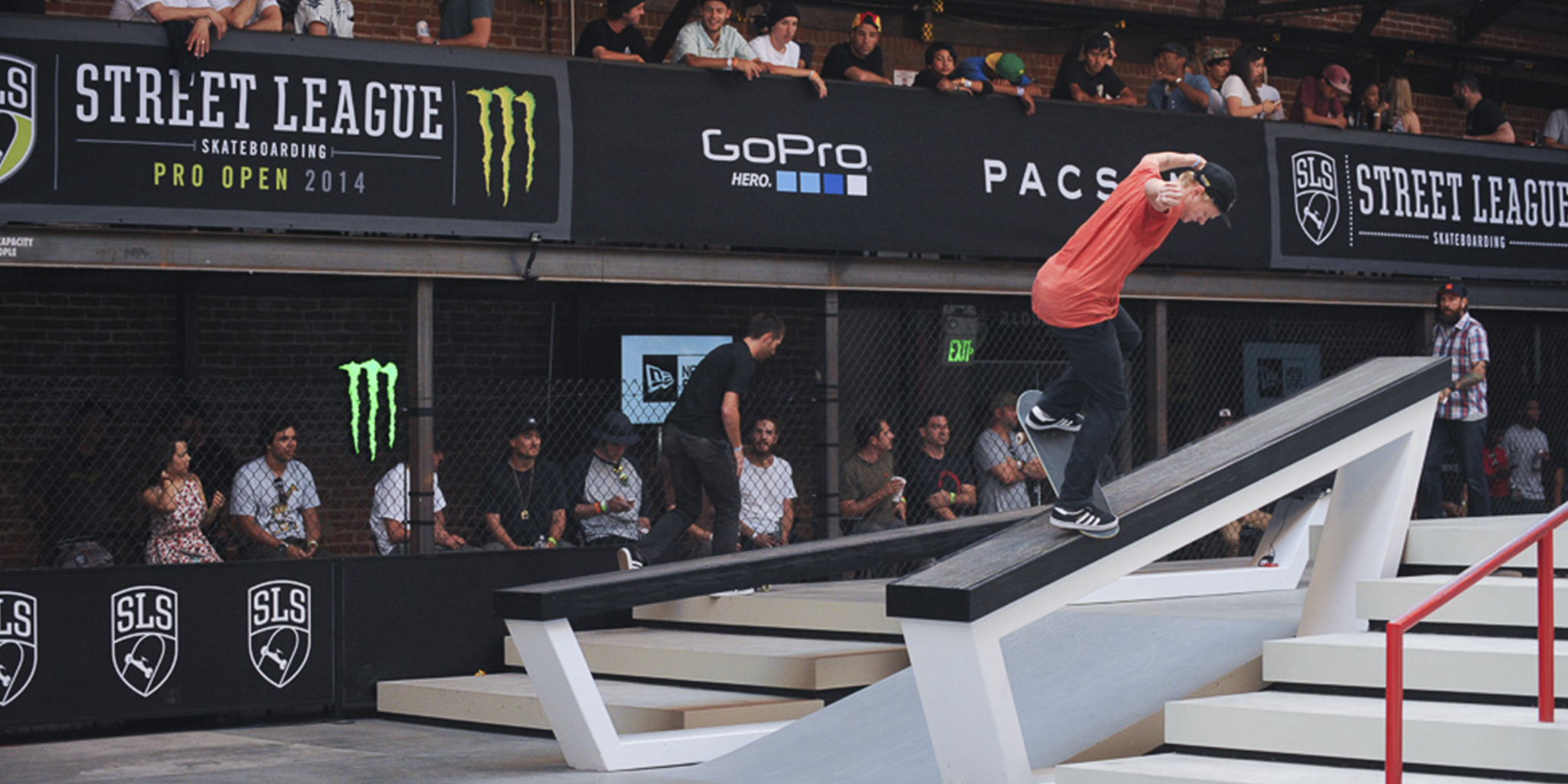 Nike SLS Pro Open 2015 will be held in Skate Agora BDN