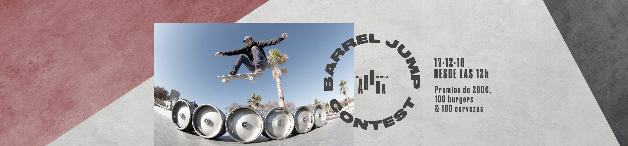 Barrel Jump Contest on Saturday December 17th
