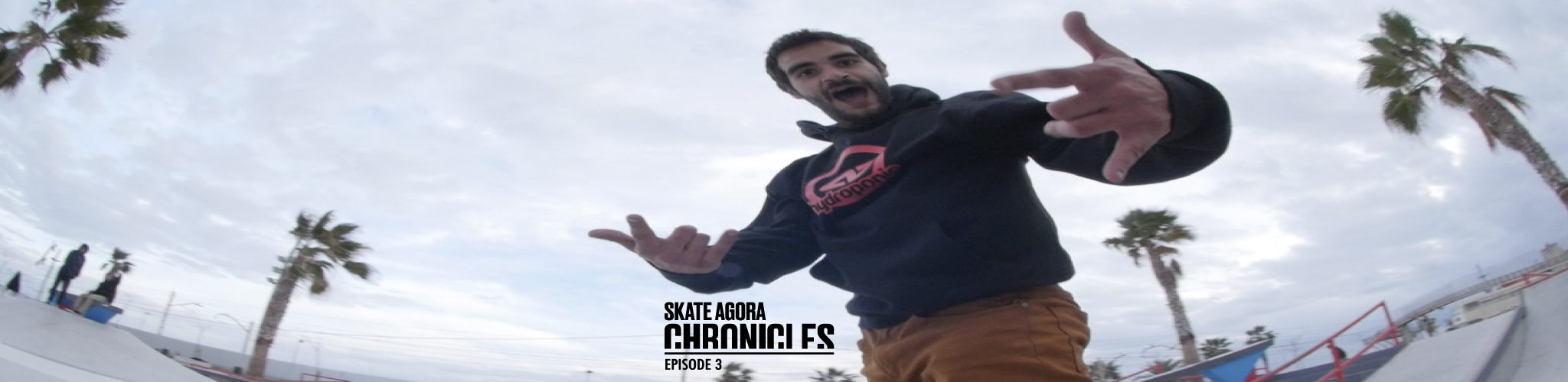 Skate Agora Chronicles Ep.3
